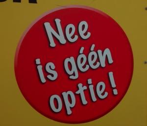 nee-is-geen-optie