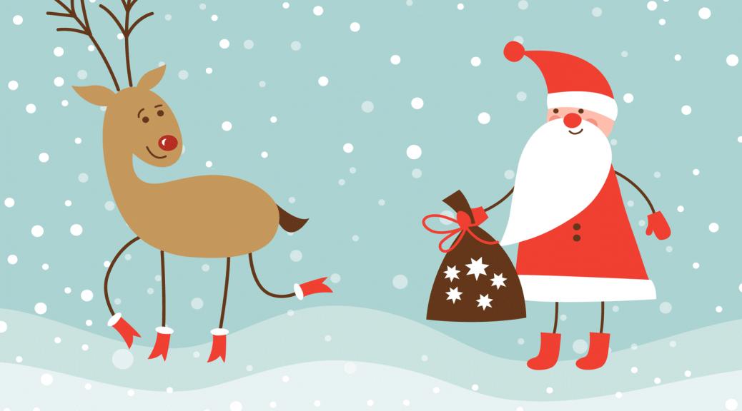 Chadi en de kerst