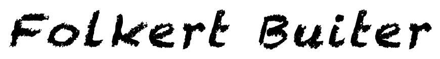Folkert Buiter